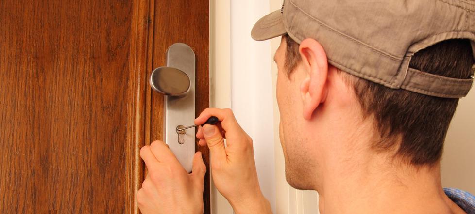 replacing a lock